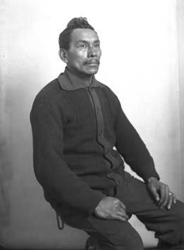 Chief William Shelton