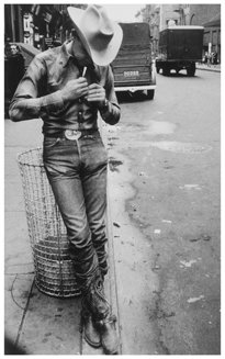 Robert Frank, 'Rodeo - New York City'