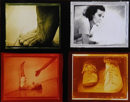 Robert Frank, 'For Trisha Brown'