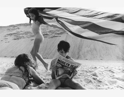 Robert Frank, 'Wellfleet, Massachusetts'